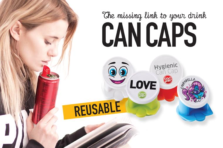canper reusable can cover IV